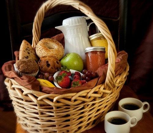 Geniet van een heerlijk en uniek ontbijt in Landhaus Cornelia!